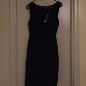 Dresses & Skirts - UNWORN WITH TAGS Navy blue dress